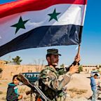 Assad troops enter north-east Syria after Russia-backed deal with Kurds