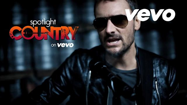 Eric Church Rocks Out With Lzzy Hale (Spotlight Country)