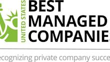 nexAir honored as a US Best Managed Company