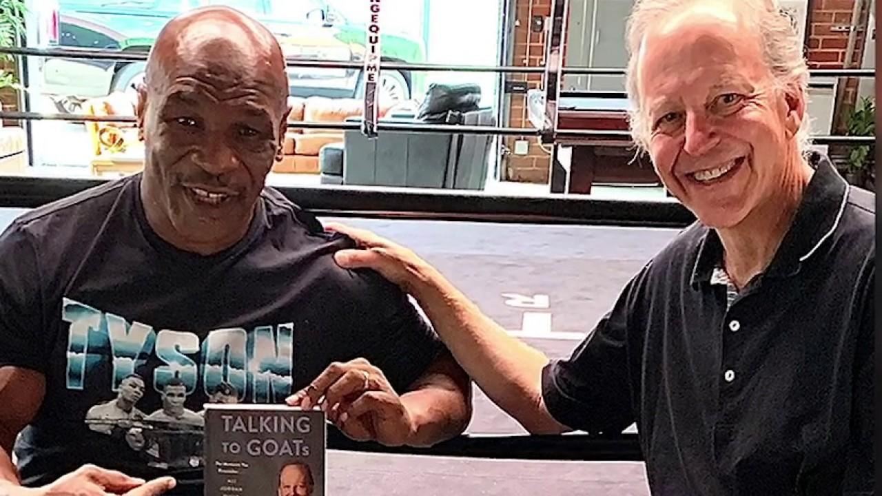 Jim Gray reveals inside stories of star athletes