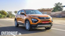 Tata Harrier SUV multi-city public preview to start form December 18