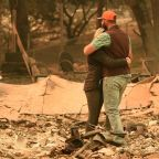 Deadly Wildfires Ravage California, North and South