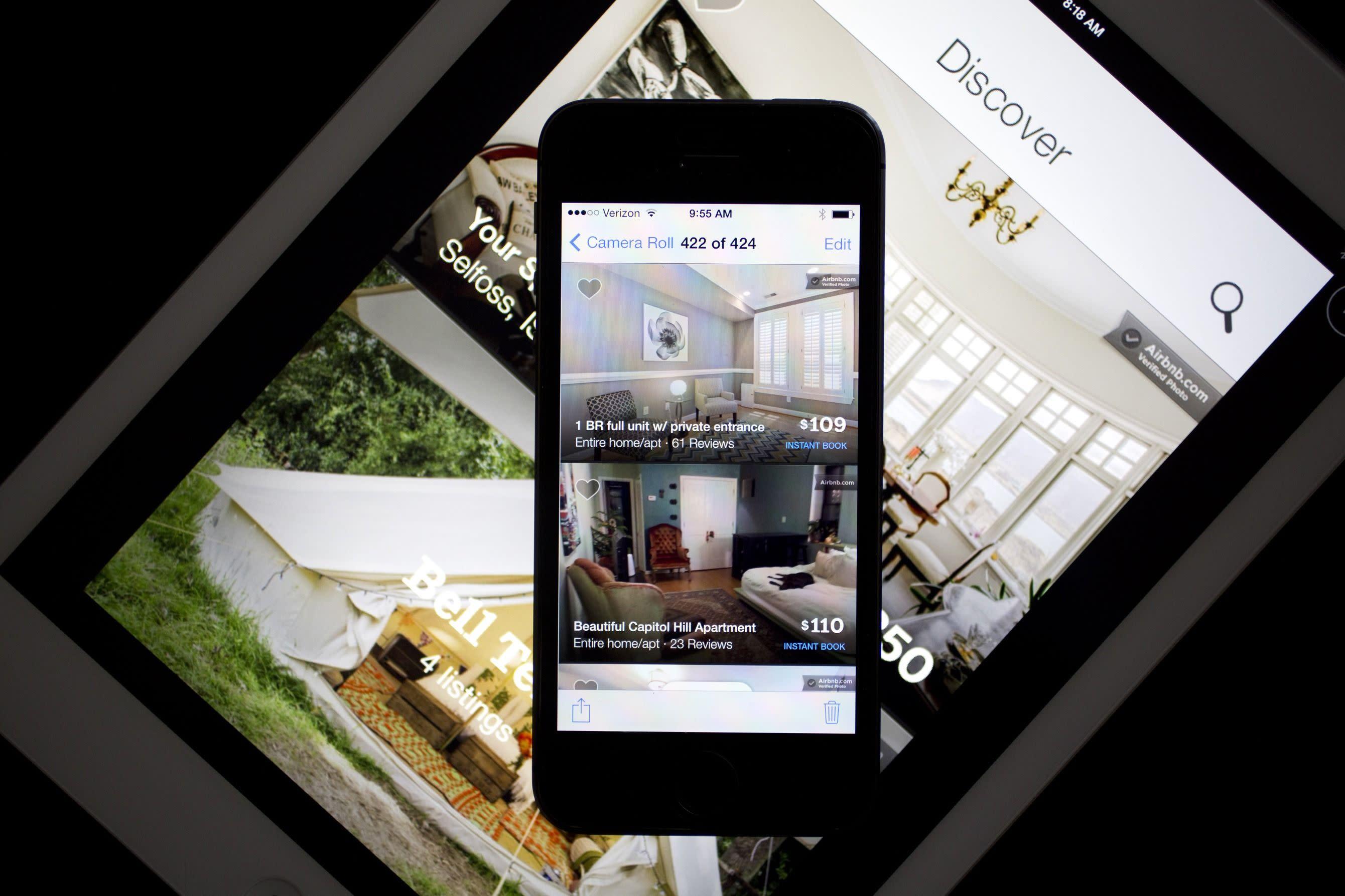 Airbnb Quarterly Revenue Drops 67%; IPO Still Planned