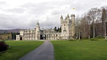 Campers slammed after leaving tents on Queen's Balmoral estate
