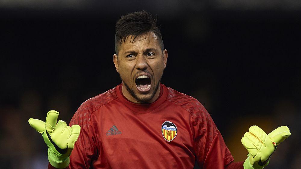 Real-Valence, l'incroyable statistique de Diego Alves sur les penalties