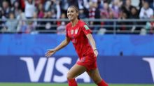 US footballer Alex Morgan announces pregnancy: 'We are already in love'