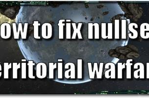 EVE Evolved: How to fix nullsec territorial warfare