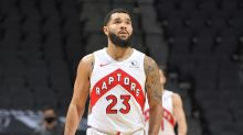 The Raptors haven't lived up to expectations — and that's OK