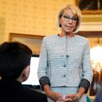 Betsy DeVos' 'Round-the-Clock' Security Costing Taxpayers $20m, Says Report