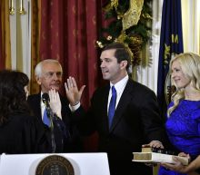 Kentucky's new Democratic governor hits the ground running