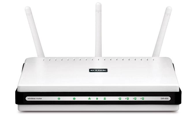 D-Link announces Draft-N router, cards, adds WiMAX router