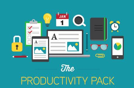 The Productivity Pack: Make 2015 your most productive year yet