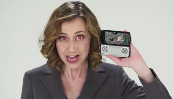 Sony Ericsson's latest Xperia Play ads are disturbing, yet awesome (video)