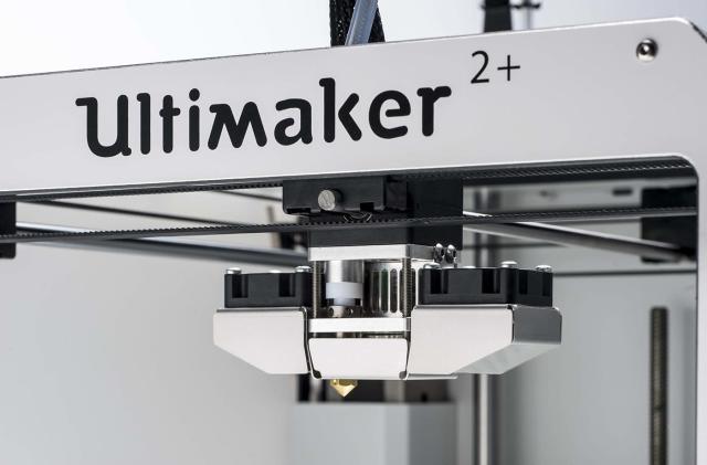 Ultimaker's latest 3D printers let you swap the nozzles