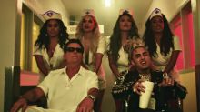 Charlie Sheen makes a cheeky comeback in Lil Pump's 'Drug Addicts' video
