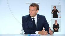 """Covid-19: pour Emmanuel Macron, """"nous sommes dans la deuxième vague"""""""