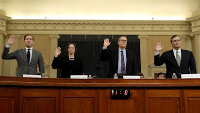 4 takeaways from first day of Judiciary testimony