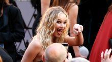 Urkomisch: Jennifer Lawrence veralbert Emma Stone bei den Oscars 2018