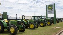Deere, Thor Industries Lead Five Stocks Near Buy Points Riding Strong Trends