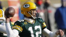 Aaron Rodgers Jokes He's Had '1 of Those Quiet Offseasons You Just Dream About'