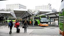 Pandemie: Corona-Teststelle am Berliner ZOB eröffnet