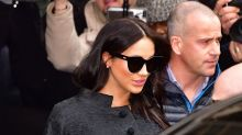 Pictures: Meghan Markle spotted in NYC for her baby shower