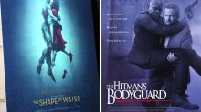 Golden Trailer Award Nominations: 'The Shape Of Water', 'Hitman's Bodyguard' Top List