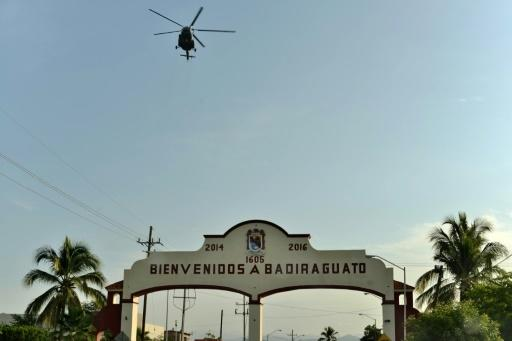 In bastion, Mexico kingpin seen as benevolent bandit