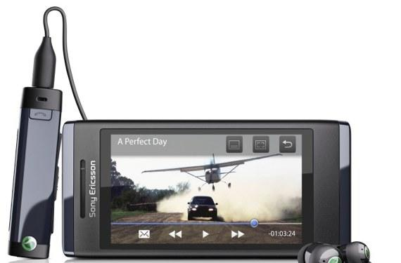 Sony Ericsson Aino's PS3 Remote Play capabilities get detailed -- no games, just media playback