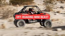 This Polaris off-roader is a mini beast