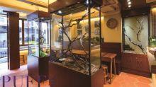 與「動物大使」 零距離接觸!中環全港首間動物主題餐廳
