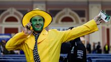 In pictures: Fans dress up for World Darts Championship