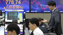 Global stocks weighed down by US tax uncertainty
