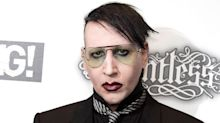 Marilyn Manson Returns to Stage After Collapsing Mid-Concert in Houston Due to 'Heat Poisoning'