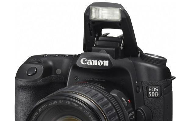 Official: Canon's 15.1 megapixel EOS 50D with DIGIC 4 processing