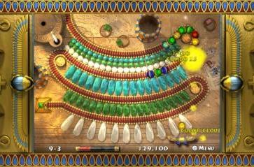 Luxor 2 brings Egyptian marbles to XBLA