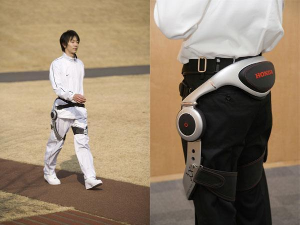"""Honda to show off experimental """"walking assist device"""""""