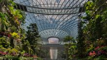 First look: Jewel Changi Airport's impressive indoor waterfall and more