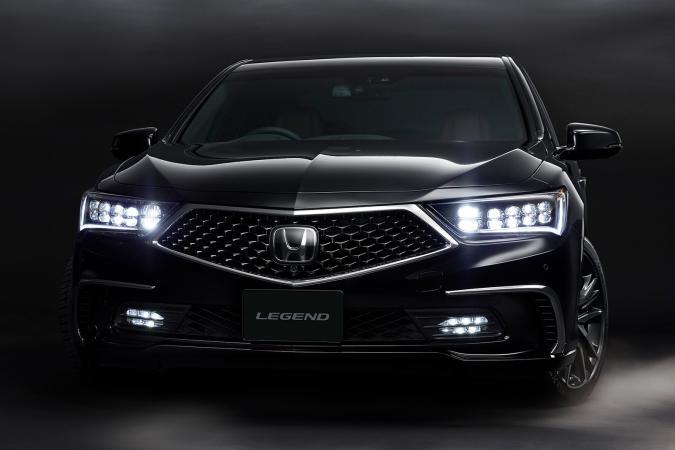 Honda 2020 Legend
