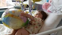 Grandmother Donates Kidney to Save Granddaughter's Life