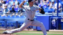 Yankees go for two-game sweep of visiting Braves