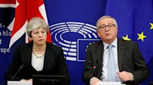 Brexit latest: Theresa May agrees legally-binding changes to Irish backstop