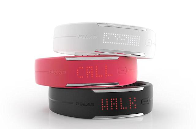 Polar's new Loop activity tracker sends stats to more apps