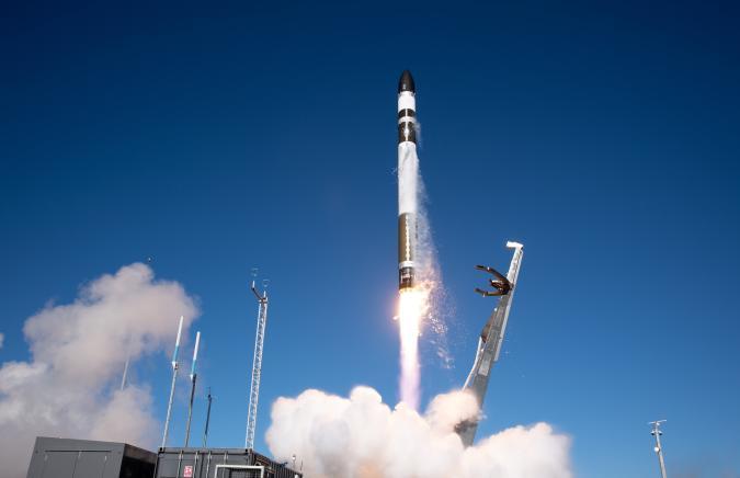 Rocket Lab's Electron rocket makes successful return to flight