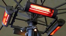 Corona-Krise: Zwei Berliner Bezirke ermöglichen Wirten Heizstrahler