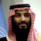 Saudi crown prince meets British special envoy: Saudi Press Agency