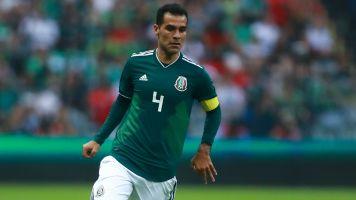 Mexique : cette fois, c'est terminé pour Rafael Marquez