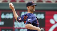 Struggling Twins starter Happ to Cardinals for reliever Gant