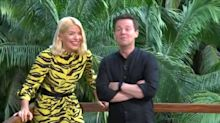 Holly Willoughby freaked over I'm A Celeb's final trial