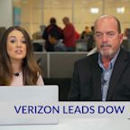 Verizon Leads Dow